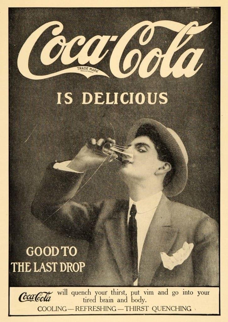 1907 CocaCola Example Image
