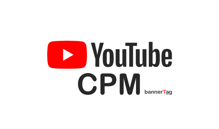 YouTube CPM Image