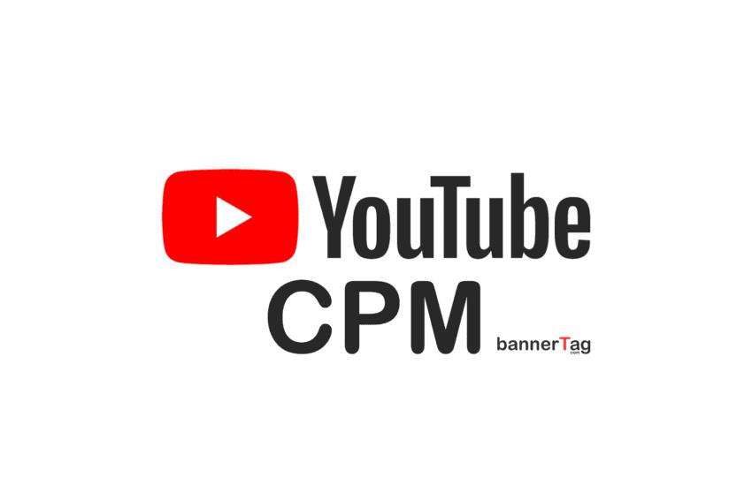 YouTube CPM Image