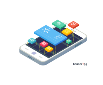 Mobile App Design by bannerTag.com