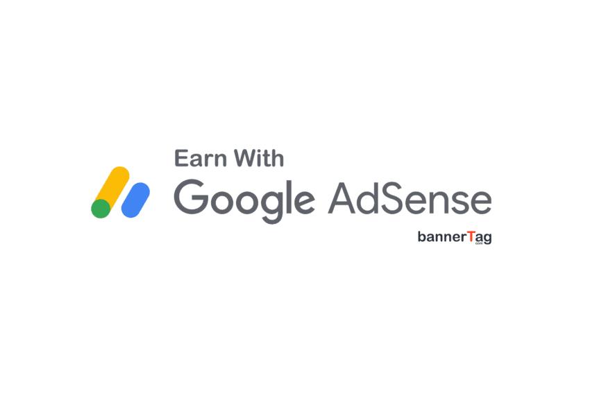 Earn Revenue With Google Adsense Bannertag.com