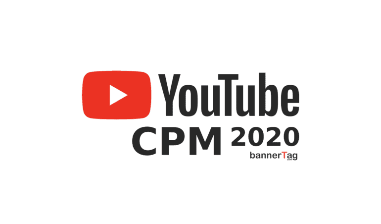 YouTube CPM Rates 2020 by Countries bannertag.com